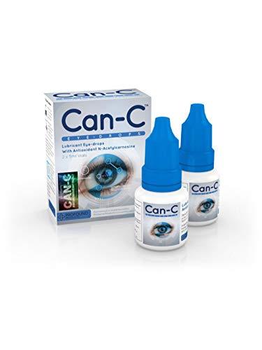 Can-C Eye Drops 5 Milliliter Liquid (2 in 1Pack)