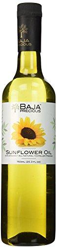 Baja Precious - High Oleic Sunflower Oil, 750ml (25.3 Fl Oz)