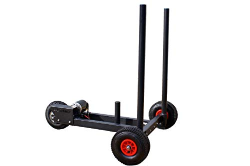 XPO Trainer Push Sled | BEST Indoor-Outdoor Workout Sled for Speed Agility Training, Resistance and Strength Training, CrossFit, Football, Conditioning, Rehab | Power Sled for Elite Athletes
