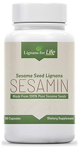 Sesame Seed Lignans Sesamin