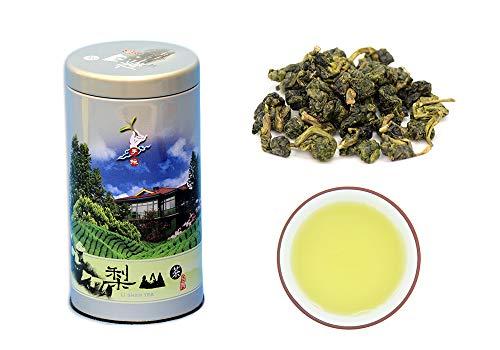 Teawan Lishan Oolong Loose Tea Leaves - 150G 特級梨山烏龍 - Vacuumed Packed Loose Tea Leaves from Taiwan