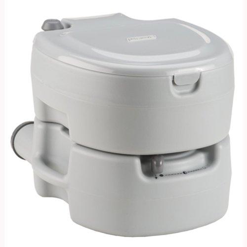 Coleman Large Flush Toilet