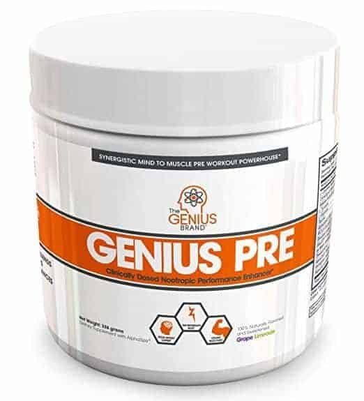 The Genius Brand Pre Workout Review