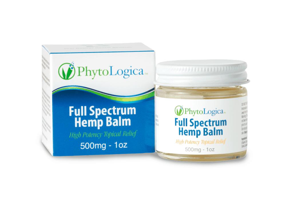 the best full spectrum hemp balm