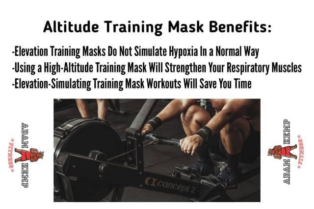 Benefits of Elevation Mask Training