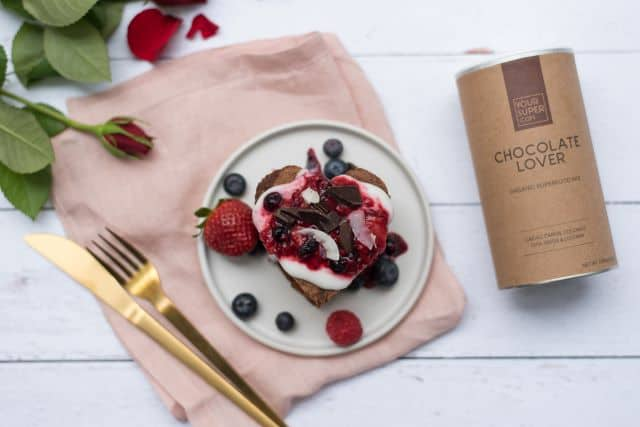 Your Superfoods Chocolate powder review