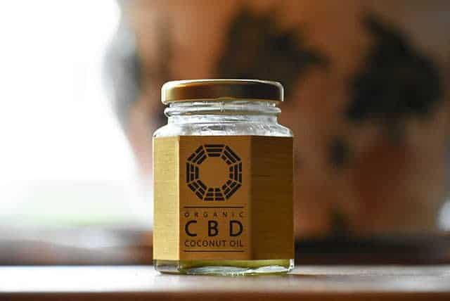 Raised Spirit Organic CBD Coconut Oil Gold Review
