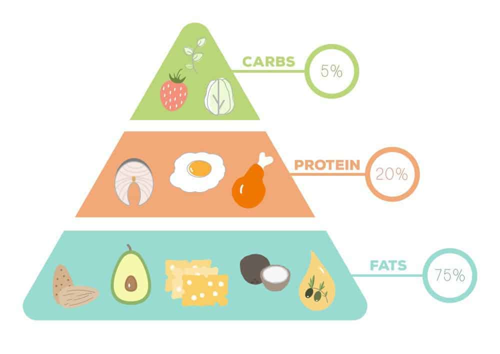ketogenic diet options for athletes