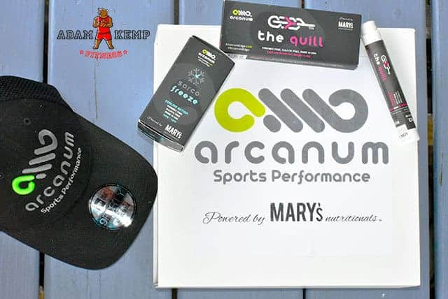 Arcanum Edge Sports Performance Product Review