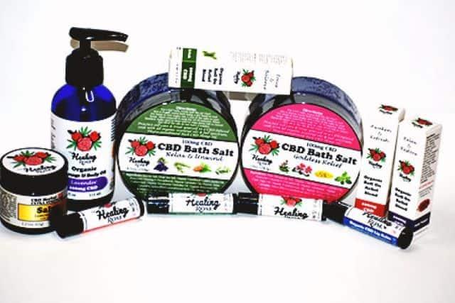 Healing Rose CBD Product Review