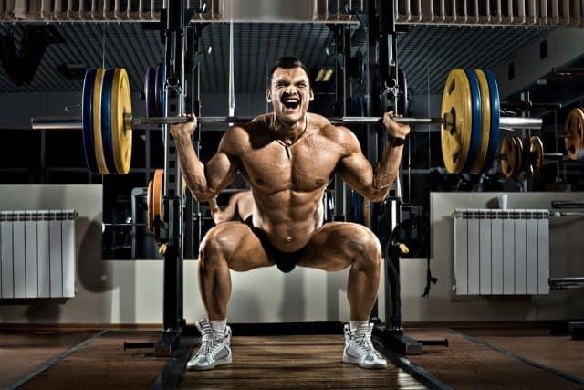 the 20 rep squats program benefits