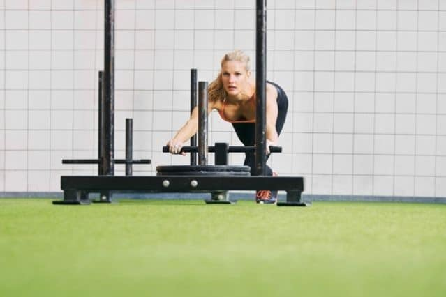 Prowler Sled Benefits for Power, Speed & Strength