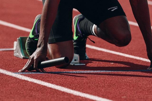 train like a professional athlete