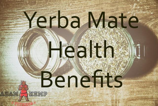 Yerba Mate Tea Health Benefits