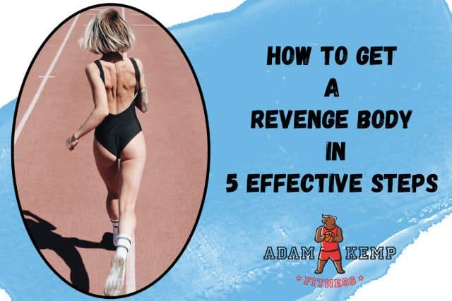 how to get the revenge body