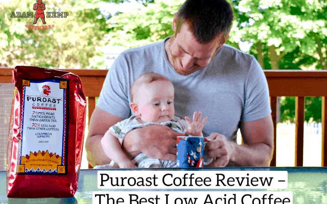 Puroast Low Acid Coffee Review